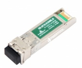 GateRay GR-SP10-D3680L-D SFP+ модуль DWDM, 10G, 80 км, 24 дБм, TX 1548.51 нм, 193.60 ТГц, LC, DDM